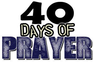 40 Days of Prayer for Revival & Spiritual Awakening – Day 23